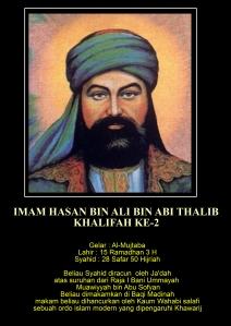 2. Imam Hasan Bin Ali
