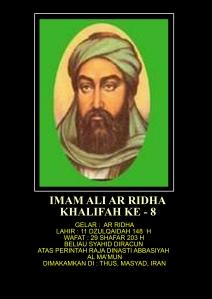 8. Imam Ali Ridha