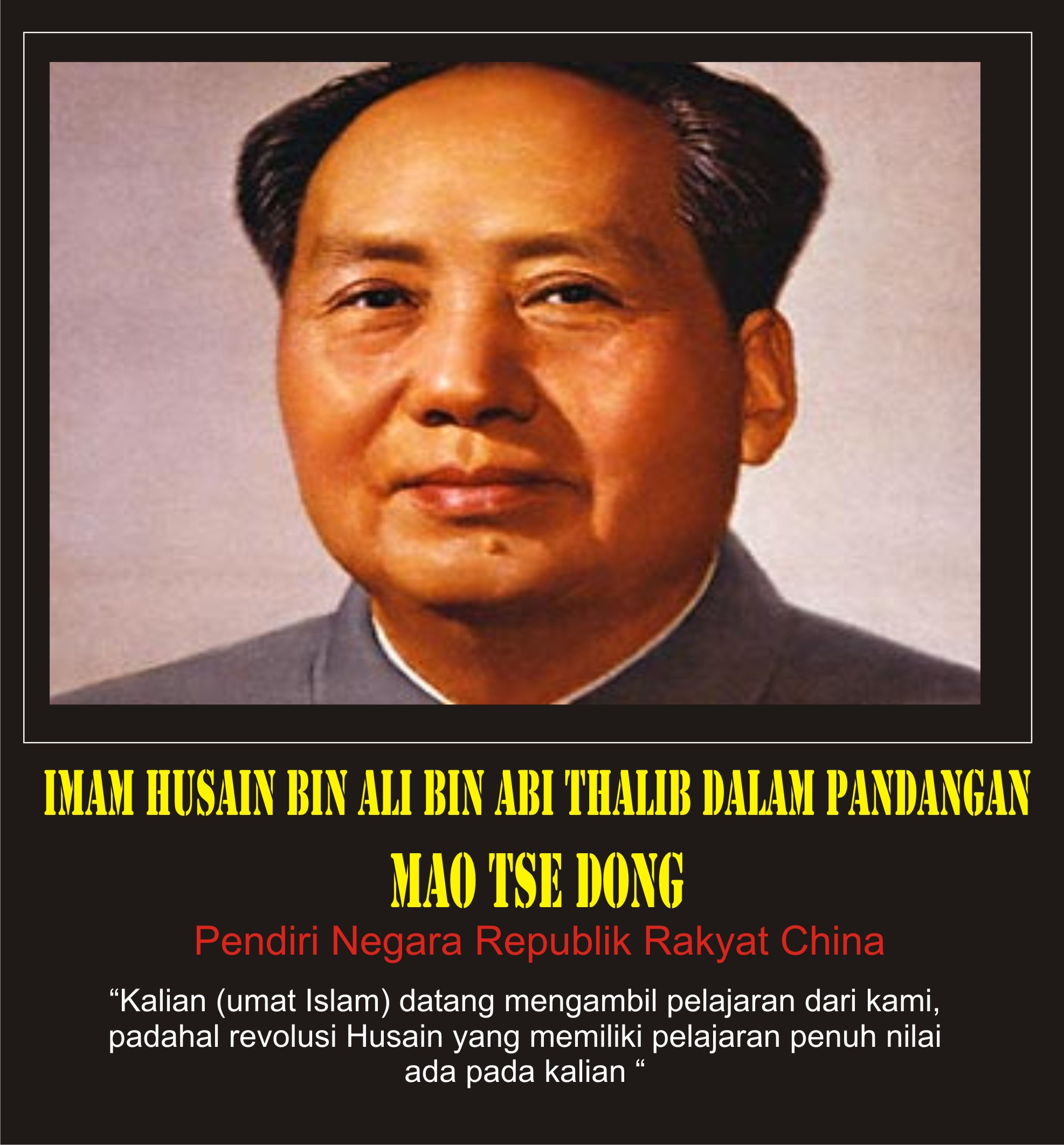 mao muslim When a 'chinese god' died – mao zedong and the cultural revolution (part 3a).